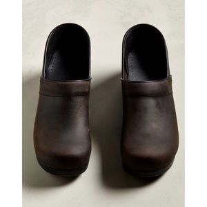 Urban Outfitters Dansko Professional Stapled Clog